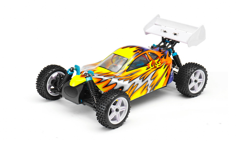 coches rc buggy