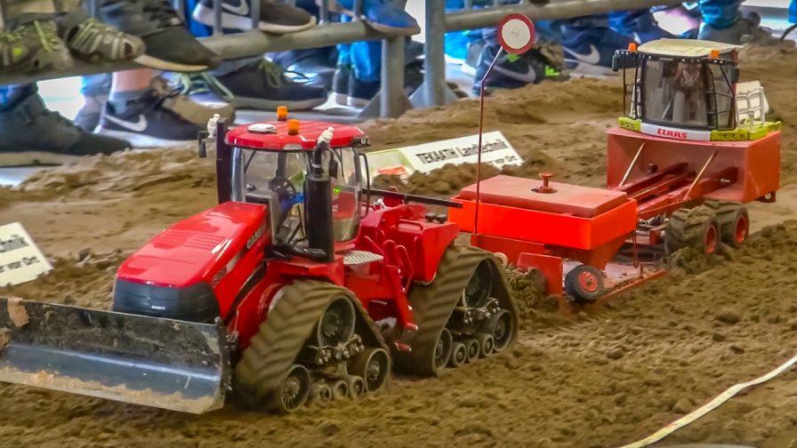 tractores de radiocontrol