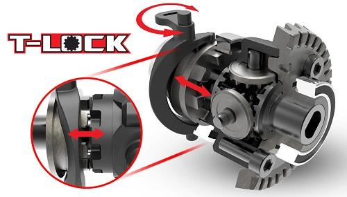 t-lock traxxas trx 4