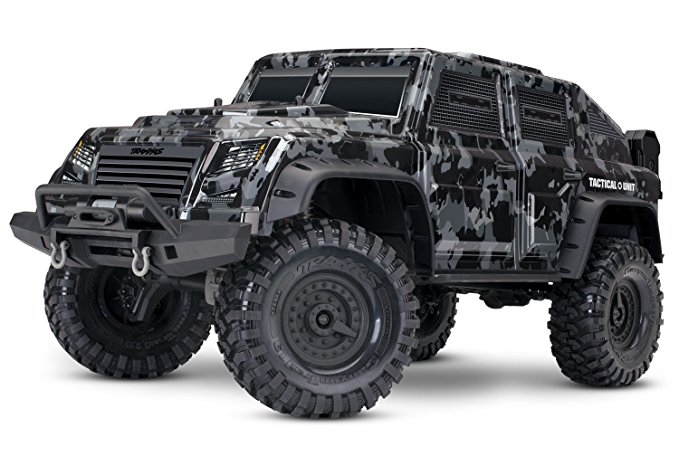 traxxas trx4 tactical unit