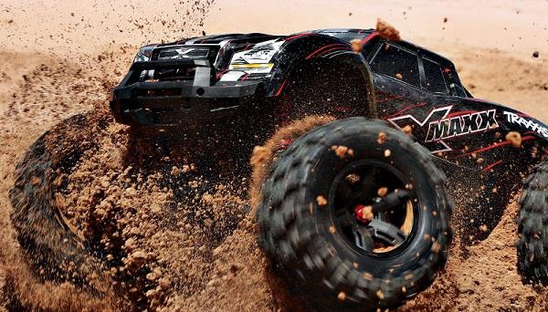 traxxas xmaxx monster truck