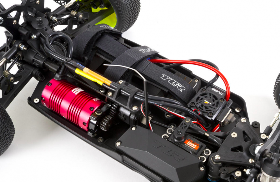 coche rc brushless motor