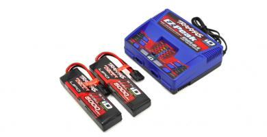 tipos baterias rc recargables