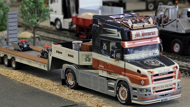 que es camion rc
