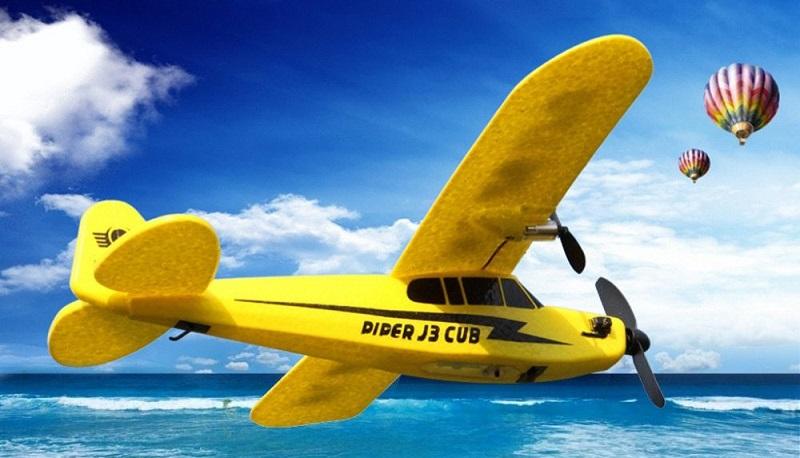 tipo avion rc