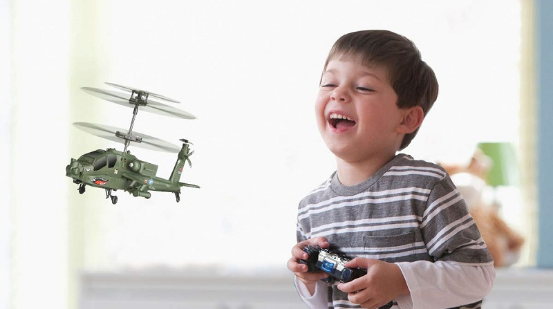 tipos helicoptero rc