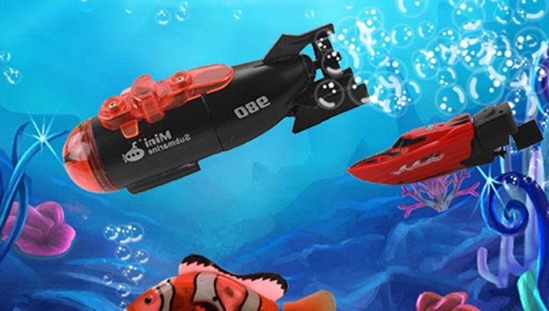 tipos submarino rc