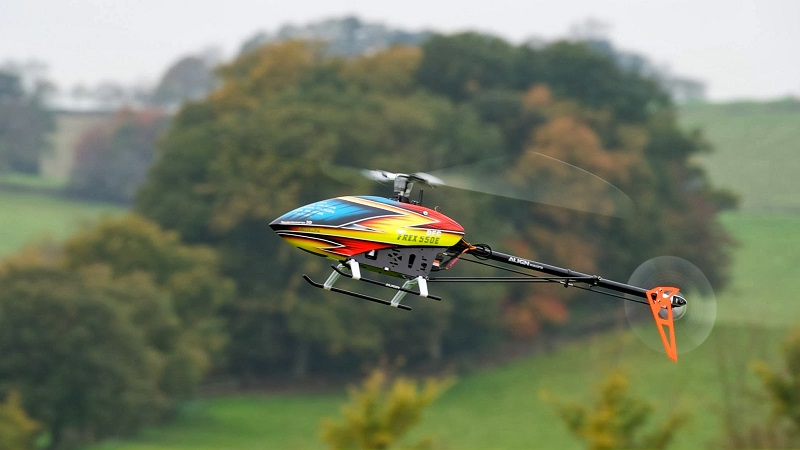 ventajas helicoptero rc